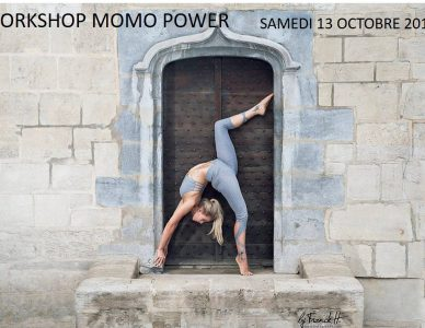 Workshop Contorsion Momo Power