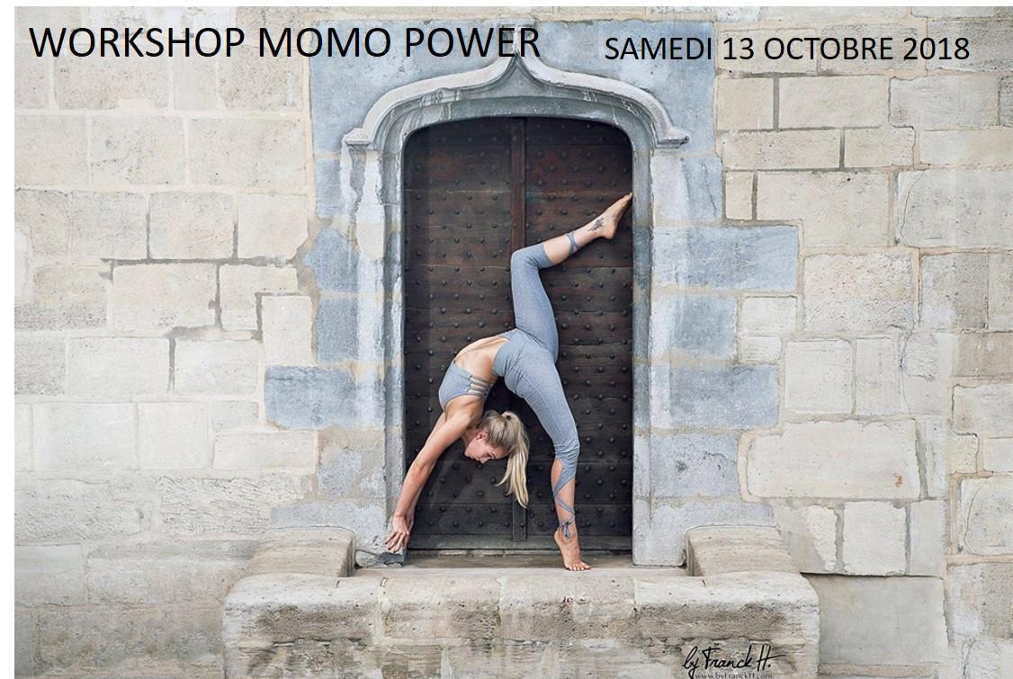 Workshop Contorsion Momo Power