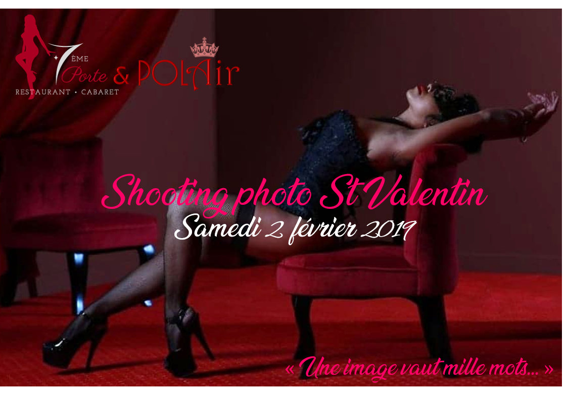 Shooting photo St Valentin 2019
