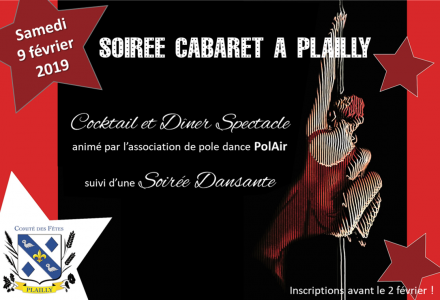 Show Soirée Spectacle à Plailly