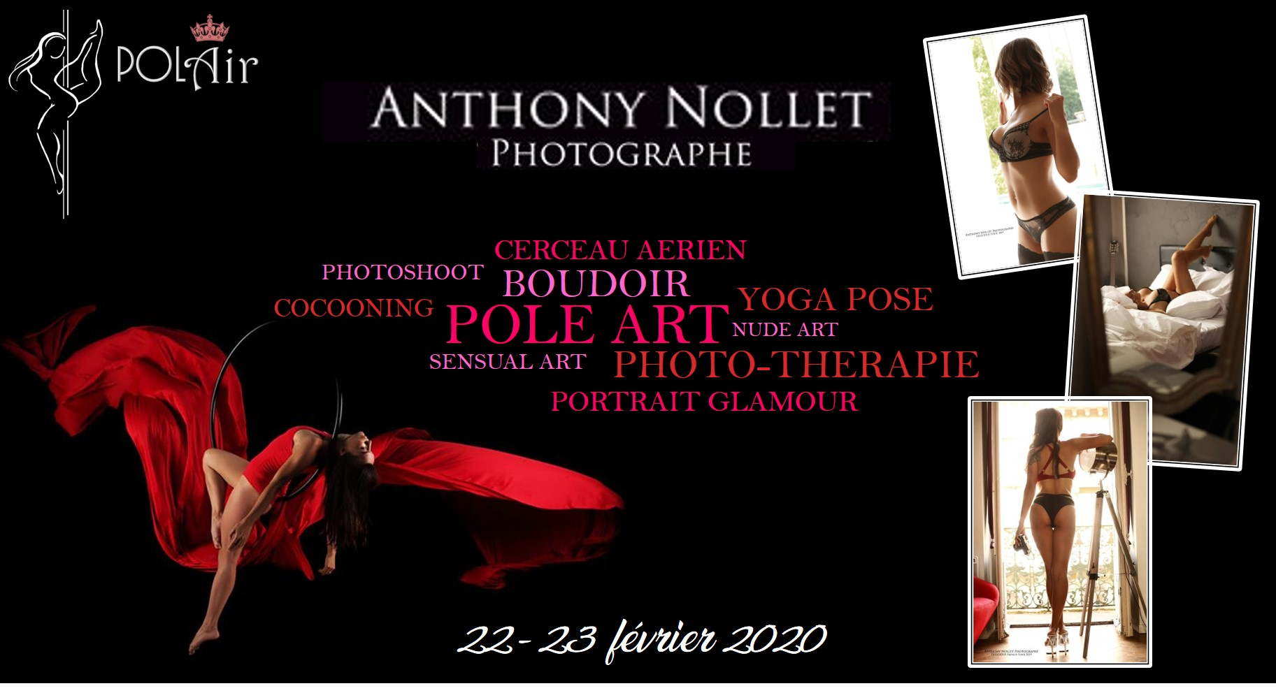 Photoshoot Anthony Nollet